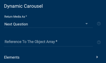 Dynamic Carousel template