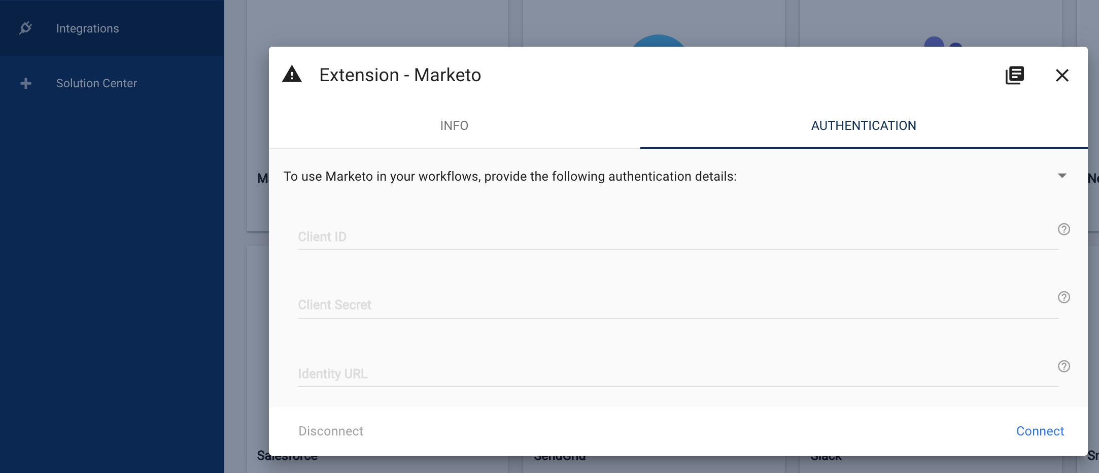 Set Up Marketo Integration