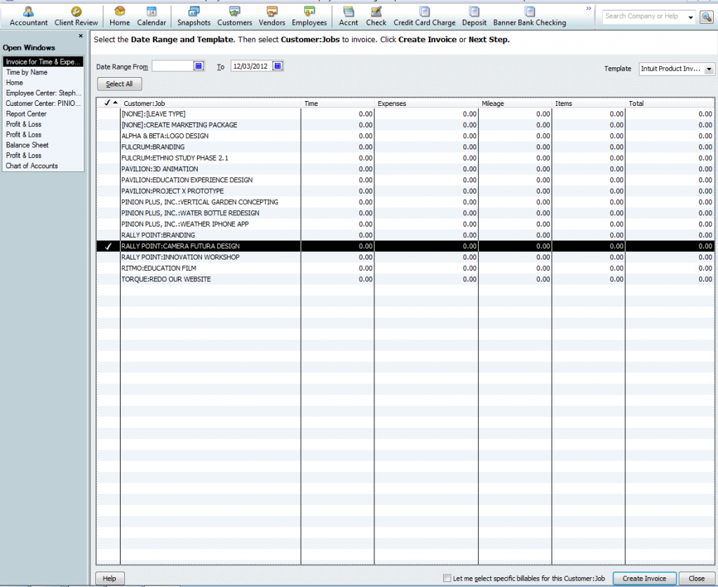 Export To Quickbooks Smartsheet Learning Center