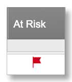 At Risk icon