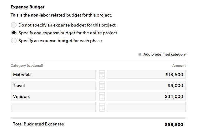 Create And Manage Budgets Smartsheet